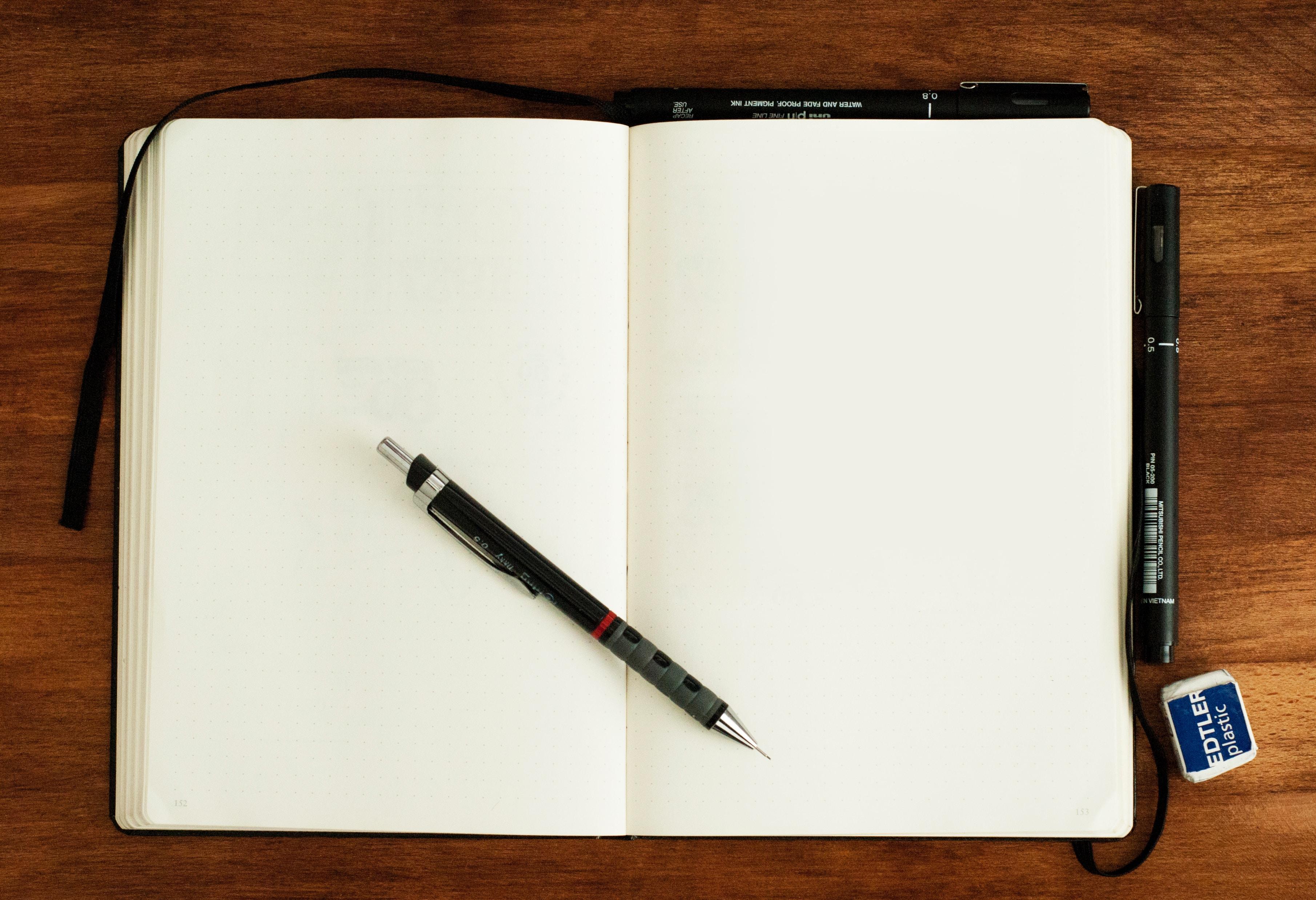 Purpose when writing