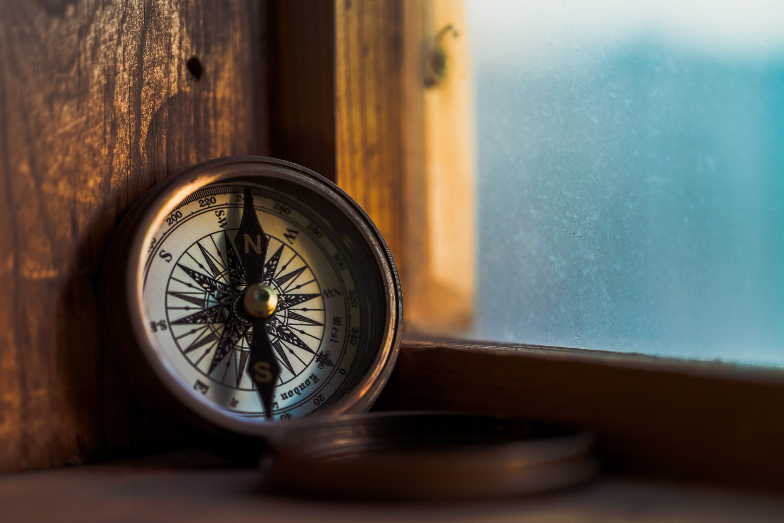 Purpose is your compass